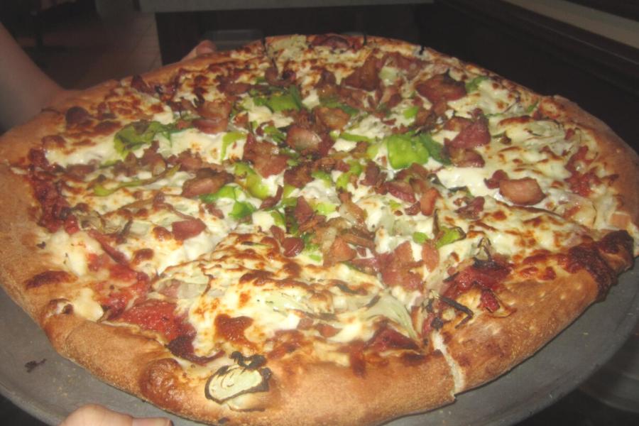 Pizza de L'Étoile de Rigaud